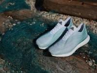 Παπούτσια από σκουπίδια των θαλασσών